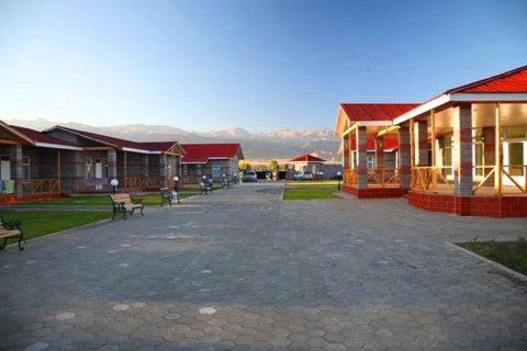 Курортная деревенька